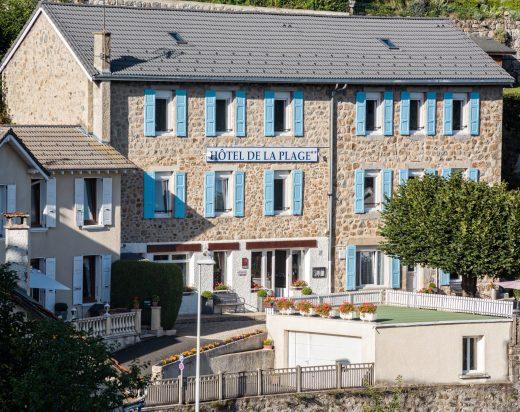 Hotel entre Ardeche et Haute Loire